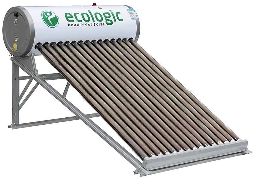 Aquecedor Solar Modular Baixa Pressão Vertical