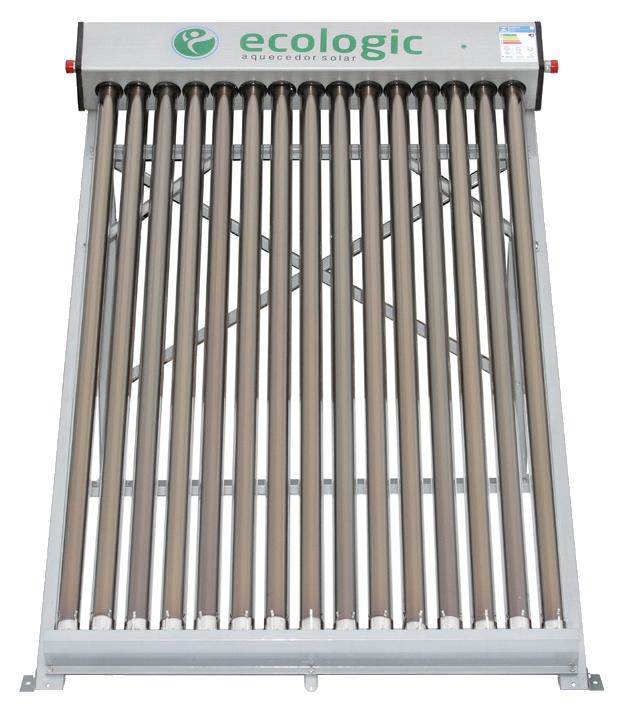 Aquecedor Solar Modular Alta Pressão Vertical